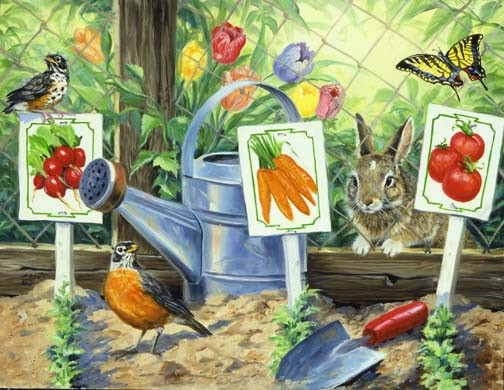 Le jardinage for Jardinage le monde